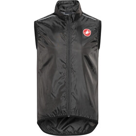 Castelli Squadra Long bodywarmer Heren, black